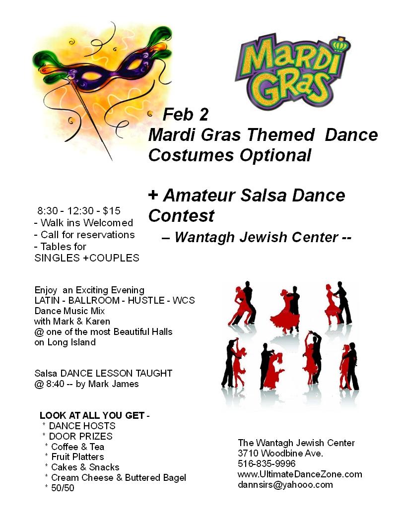 Shopping 4 Mardi Gras Themed Dance Town Of Hempstend Info