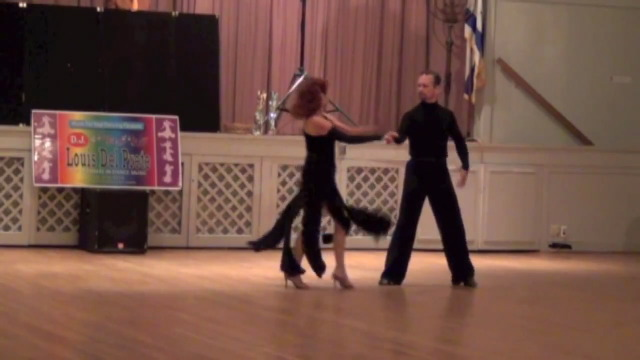Passionate Argentine Tango entertainers contact